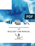 1_Biology Lab Manual - 2nd Sem 2011-2012