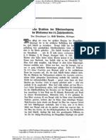 Erik Peterson, Das Problem Der Bibelauslegung in Pietismus Des 18.