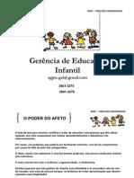 REUNIÃO COM MONITORES SEDF