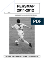 PERSMAP 2011-2012