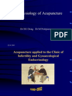 NeuroPhysiology Acupuncture