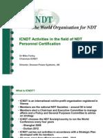 ICNDT Keynote June 2010