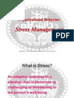 6 Stress Management