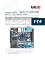 VxWorks Dev Board