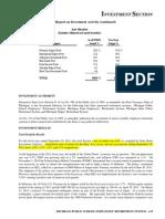 MPSERS 2011 Investment Return pg59