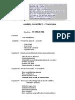 Analiza Economico-financiara La Barul SC SZISZI SRL