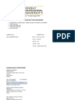 Term Paper of Accounting for Mangers