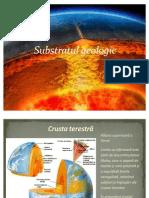 Substratul Geologic