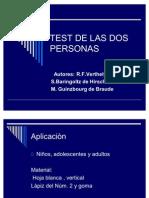 Test de Las Dos Personas Test (2)