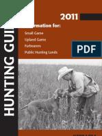 2011 Nebraska Hunt Guide