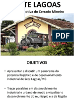 SELTRANS_SETE LAGOAS Locomotiva Do Cerrado_Workshop