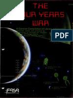 Star Trek - Source Book] the Four Years War
