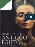 Historia Del Antiguo Egipto Oxford (Ian Shaw)
