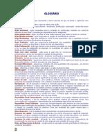 9 - APOSTILA CONHECIMENTOS BANCARIOS - GLOSSÁRIO(vocabulario) - CONCURSO BANCO DO BRASIL