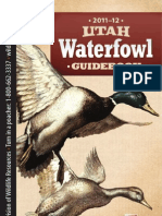 2011-2012 Utah Waterfowl Hunting Regulations