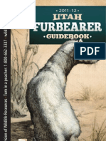 2011-2012 Utah Furbearer Hunting Regulations