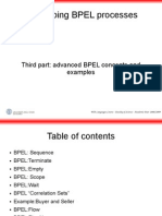 BPEL ThirdPart (Advanced BPEL Concepts and Examples)