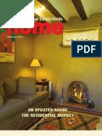 Santa Fe Real Estate Guide February 2012