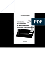 proiectarea tdpr Carte