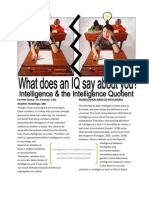 What does IQ say about you?