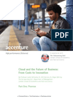 Accenture Cloud Future Business Costs Innovation