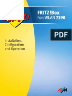 Fritz 7390 Manual