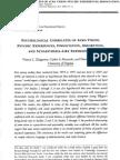Aura Sinestesia Disociacion y Experiencias Psiquicas