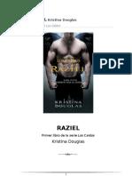 Kristina Douglas -  01- RAZIEL (serie Los Caídos)