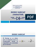 EXPOSICION ELECTRONICA VARICAP