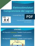 Claudio Gatta-Elettrostimolatori Comprensione Dei Segnali
