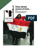 The Fulcrum - February 10, 2011