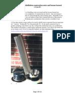 Primitive Water Distiller Construction Basic Lessons 2005
