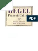 CHÂTELET, François. Hegel. (Em Português)