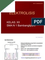 V 3 ELEKTROLISIS