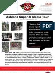 Gold Rusch Tour 2011 - Ashland Report