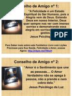 Conselho do amigo Jesus