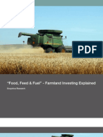 Enquirica Farmland Investing Update 2012