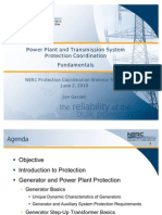 NERC Protection System Protection Fundamentals Public 060210