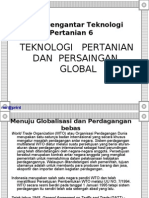 Kuliah 6 PTP,Perdagangan GLOBAL