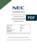 Counter Path X-Lite SIP Compatibility Report (Ver4.0)