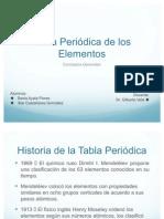 eXPo01 - Tabla Periodica