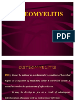 Osteomyelitis Oral Surgery