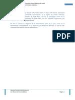 Deforestacion en El Municipio de Santa Rosa Del Sara y Su Efecto e