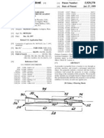 Jeffrey A. Brown et al- Aerodynamically Stabilized Projectile System for use Against Underwater Objects