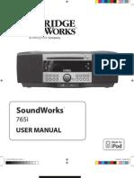 Cambridge Sound Works 765 Manual