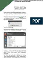 Limpeza e manutenção do PC em 13 clicks