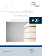 Literature Update Members Sep-Oct 11