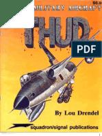 Modern Military Aircraft 5004 - F105 Thunder Chief 3