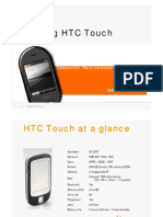 Digging HTC Touch