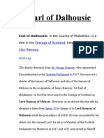 Earl of Dalhousie